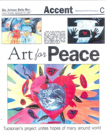 Art for Peace, Page 1