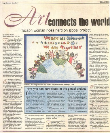 Art Connects the World, Page 2